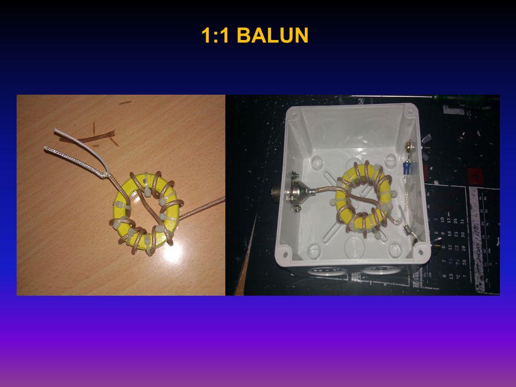 1:1 BALUN