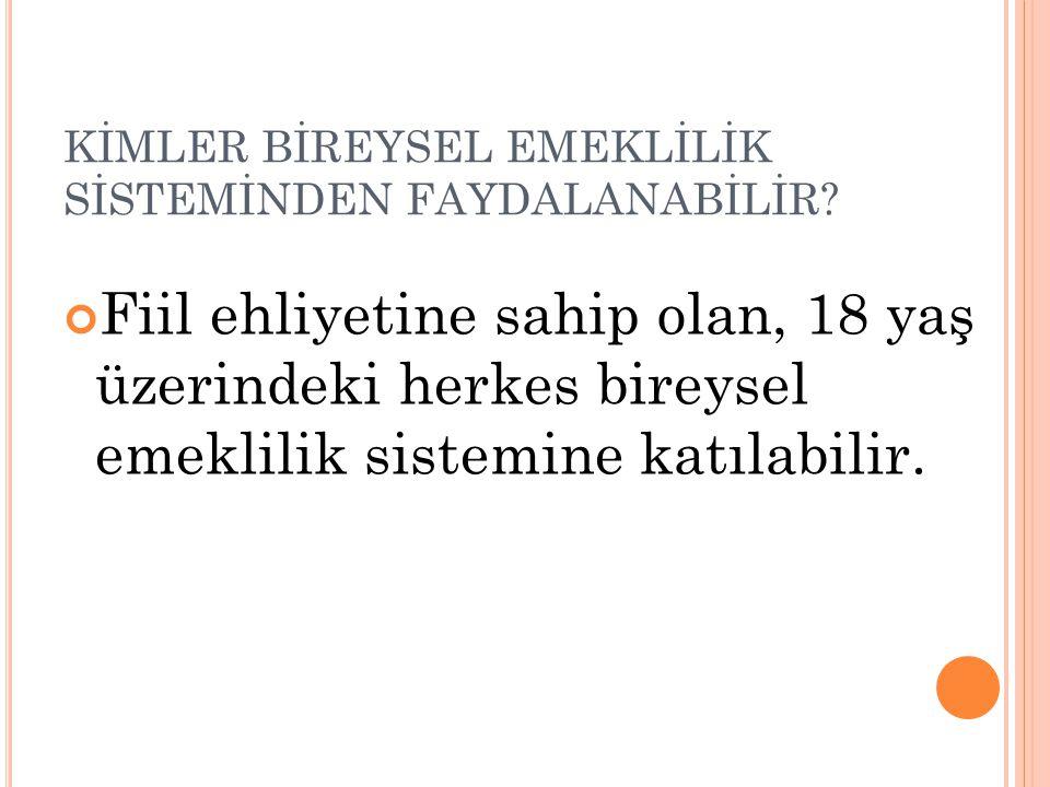 HER YIL KATKI PAYI ÖDEMELERİM ARTAR MI.