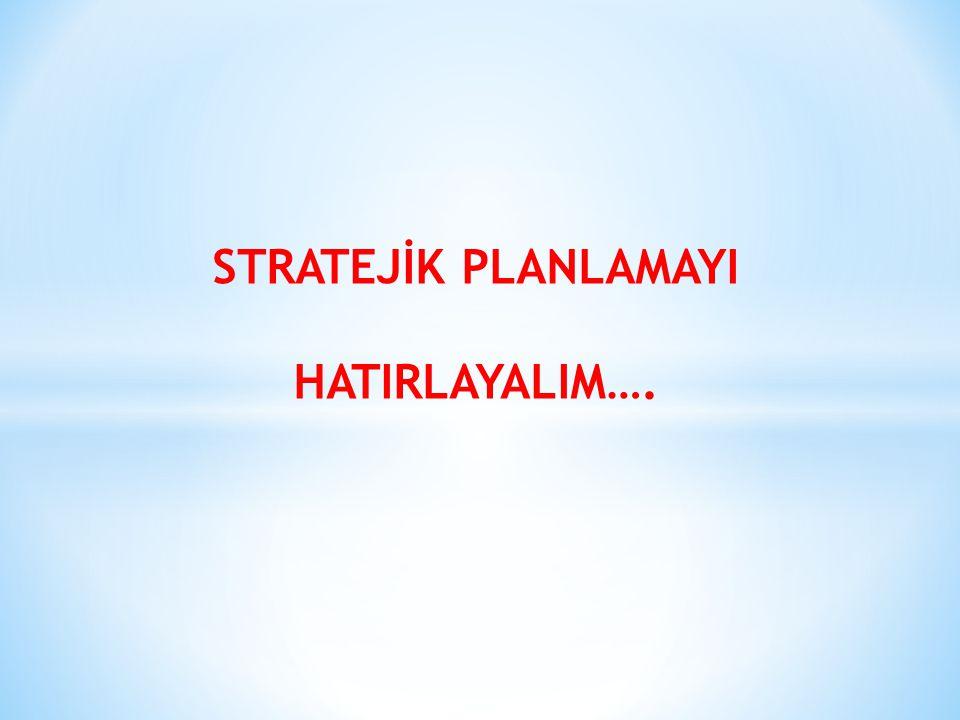 PERFORMANS HEDEFLERİ NASIL OLMALIDIR.
