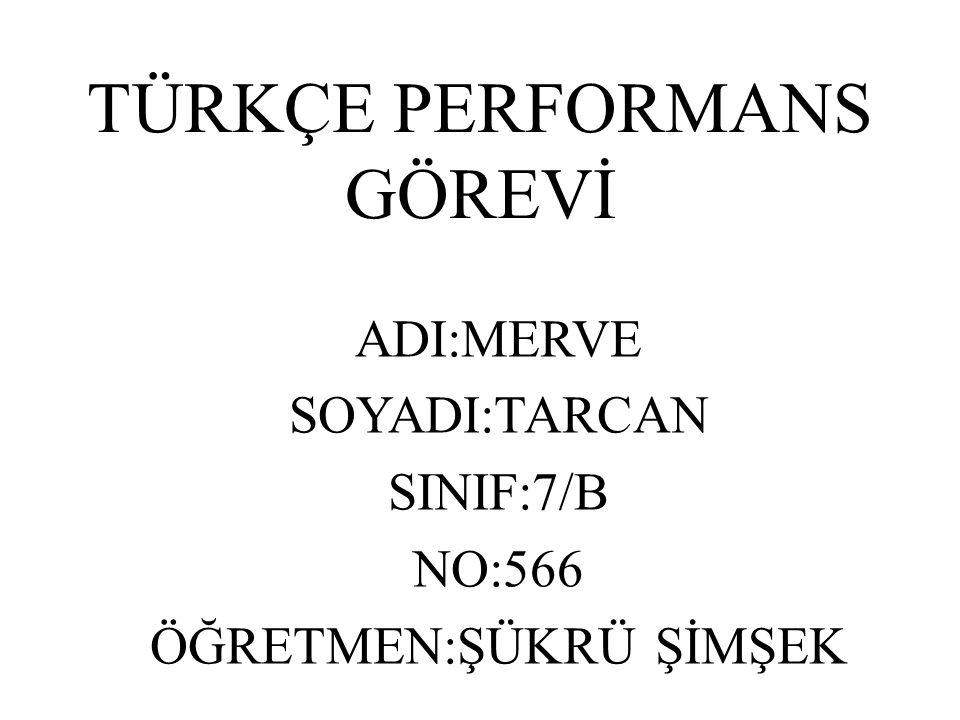 16.SORU Aşağıdaki cümlelerden hangisi öğe sayısı bakımından ötekilerden farklıdır.