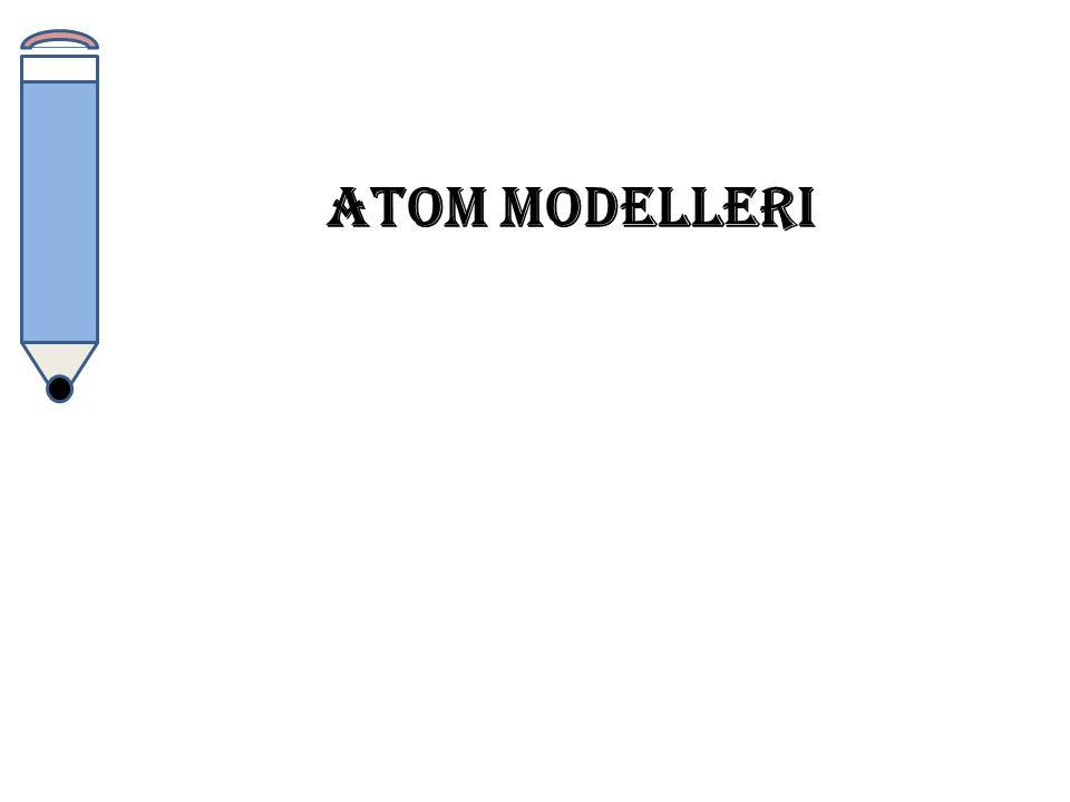 THOMSON ATOM MODELİ THOMSON ATOM MODELİ BOHR ATOM MODELİ RUTHERFORD ATOM MODELİ
