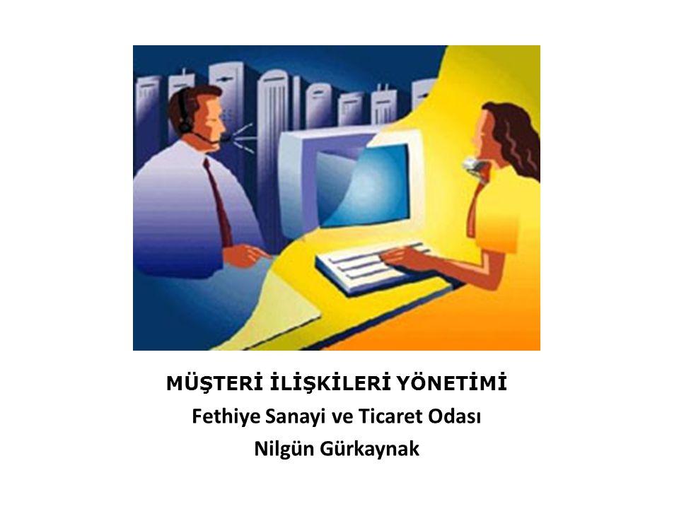 112 Müşteri İlişkileri Yönetimi ve Çağrı Merkezi Müşteri ilişkileri yönetimi denince akla gelen ilk unsurlardan biri de çağrı merkezleridir.