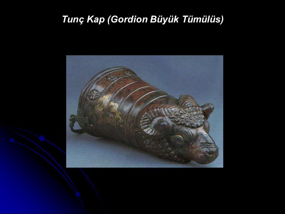 Tunç Kap (Gordion Büyük Tümülüs)