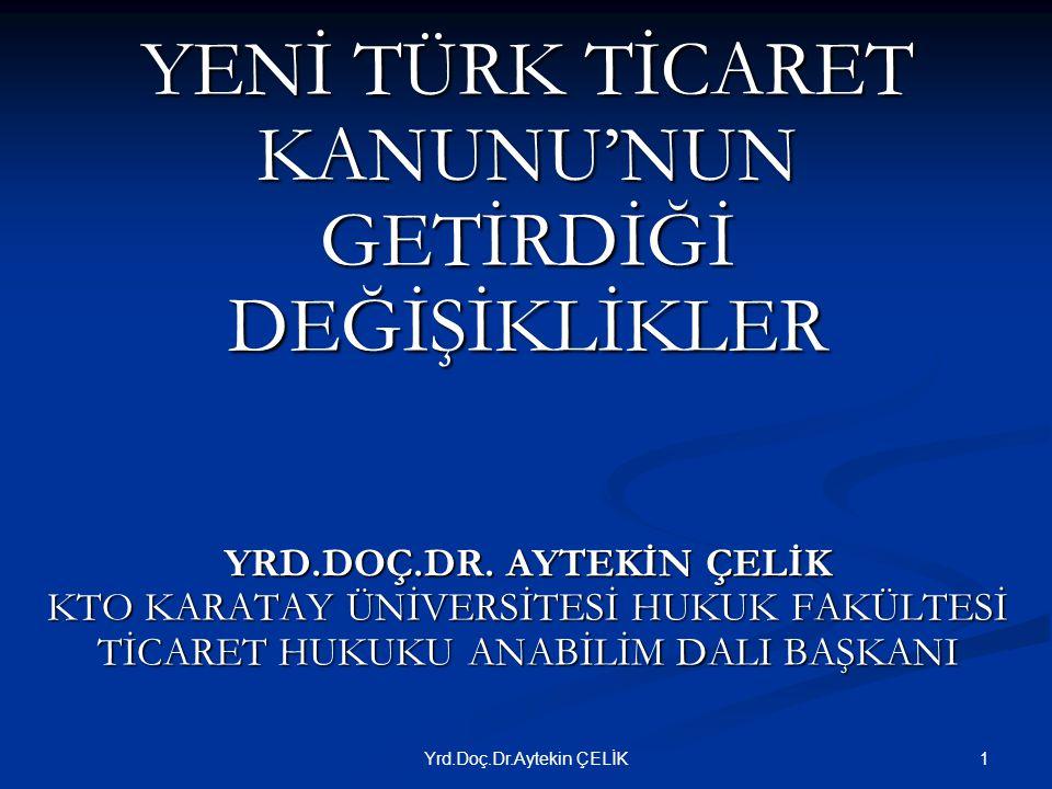 Bakanlık Temsilcisi  TTK m.