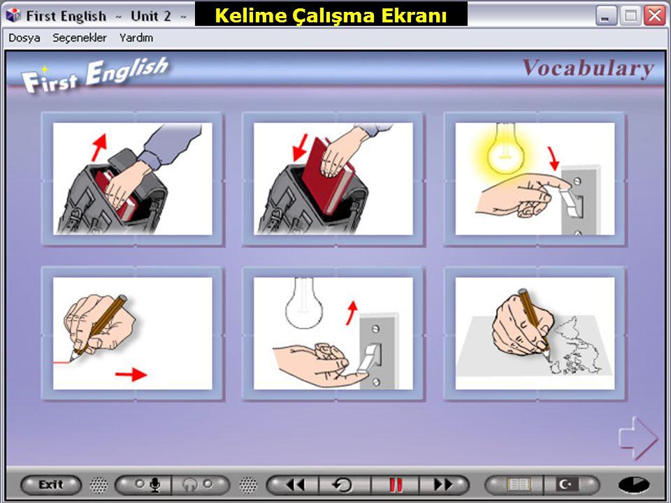 www.edremit75yilio.k12.tr DYNED' in AMACI NEDİR? Kelime Çalışma Ekranı