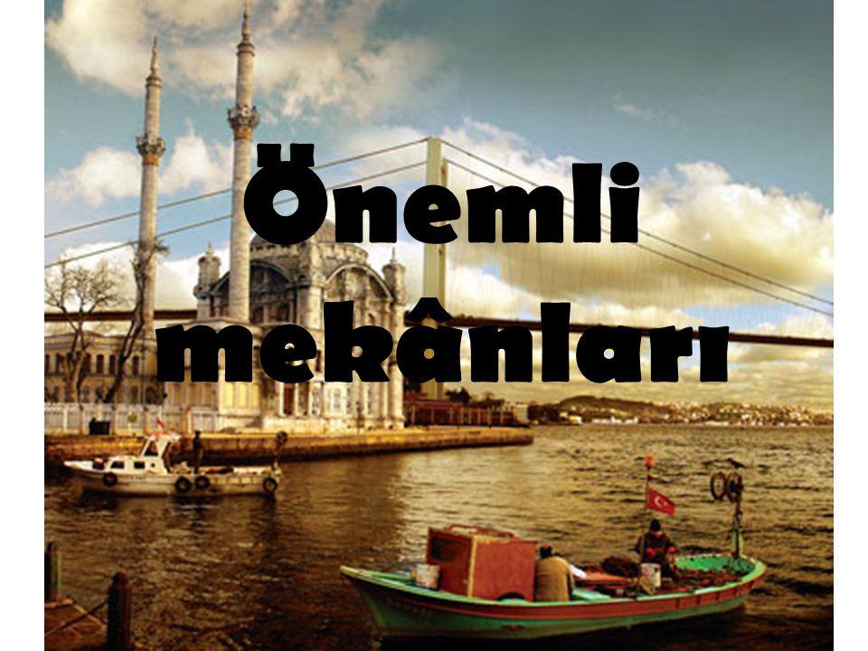 İstanbul Surları •İstanbul Surları, İstanbul un çevresinde bulunan, Bizans zamanında yapılmış şehir duvarlarıdır.