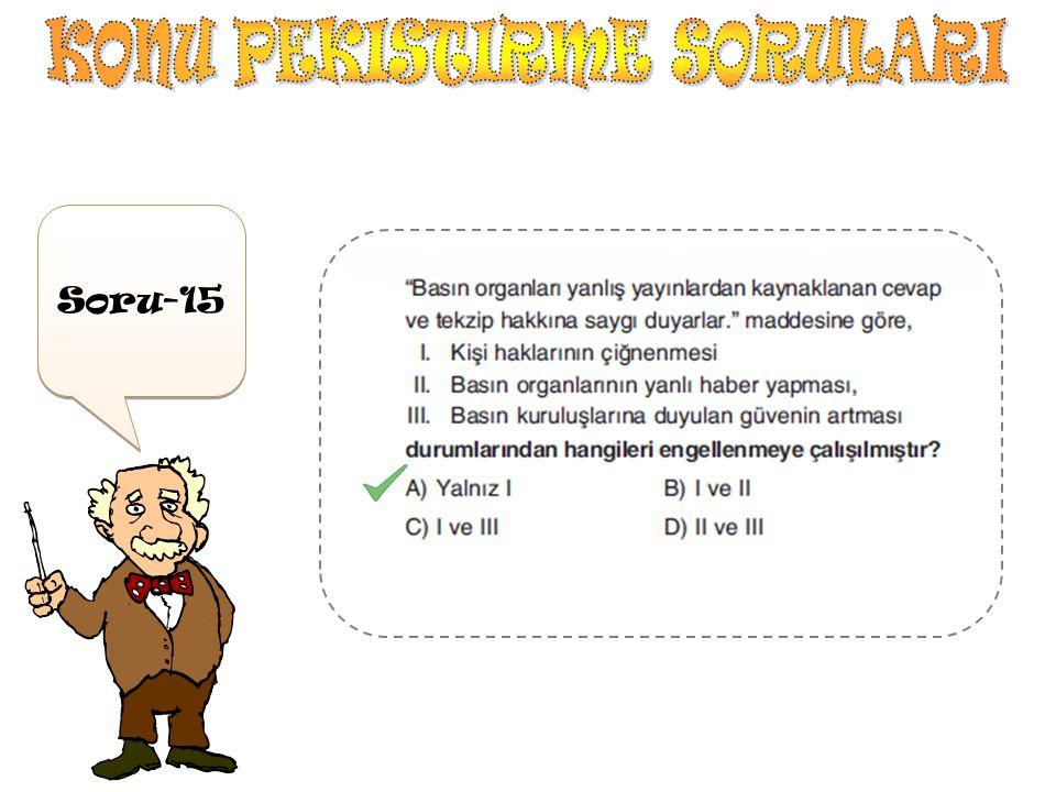 Soru- 14