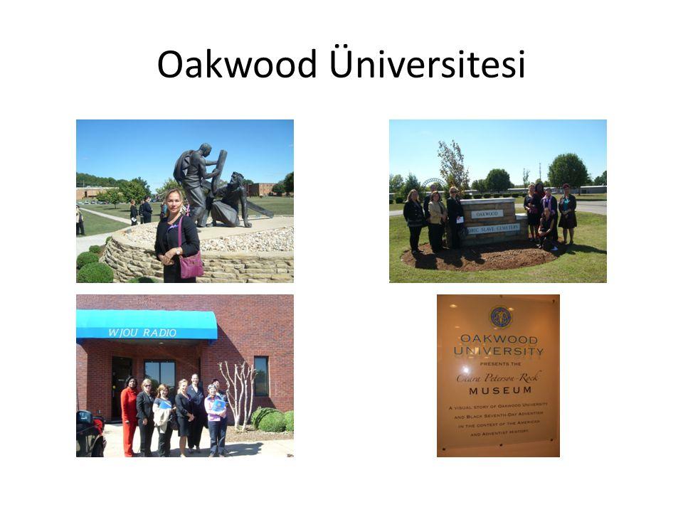 Oakwood Üniversitesi
