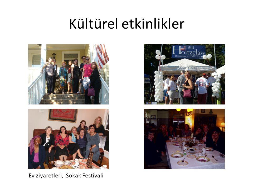 Kültürel etkinlikler Ev ziyaretleri, Sokak Festivali