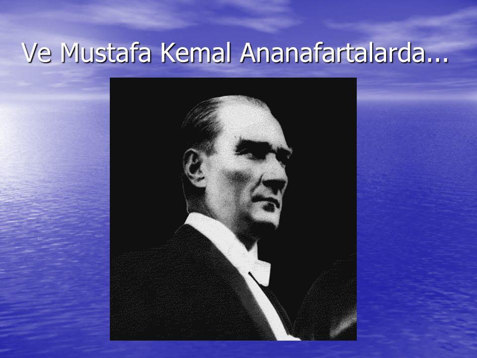 Liman von Sanders, Yıldırım Orduları komutanlığını Mustafa Kemal Paşa'ya bıraktığı günlerde...