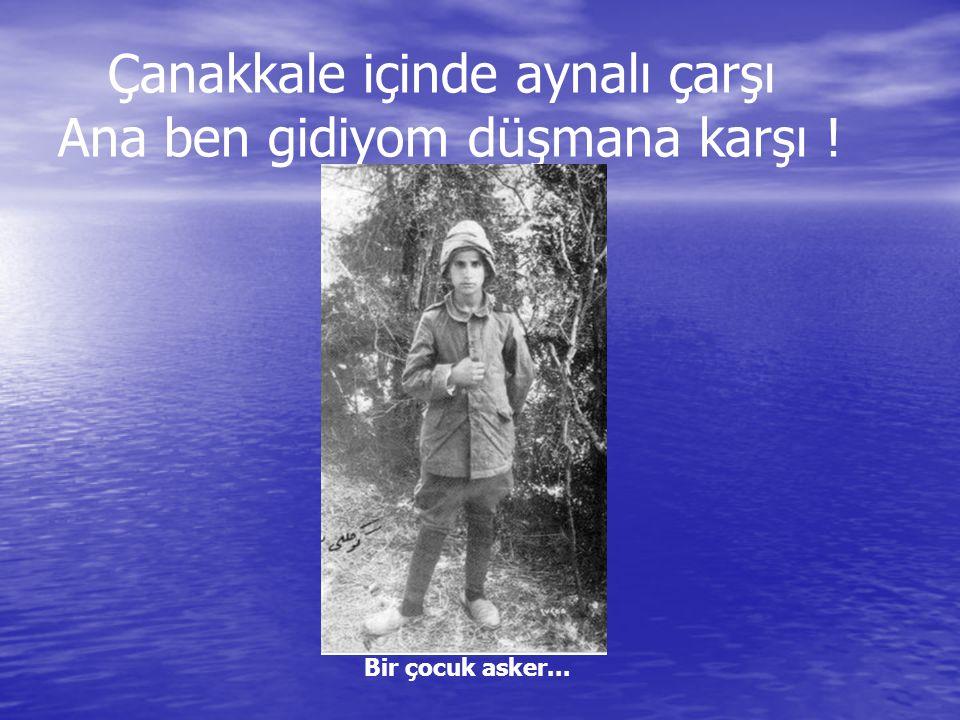 Türk savunması yüksekte olduğundan düşman çoğu kez zorlanıyordu...