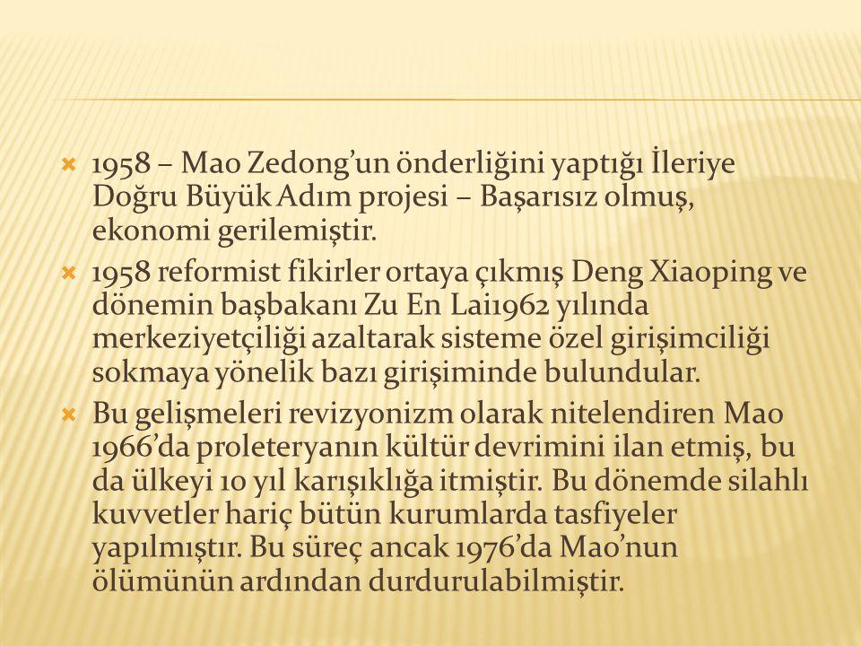 *Çin'in Türk Tezine karşılık GKRY'nin Bağımsız Kıbrıs tezine destek vermesi – 2003 Klarides'in ziyareti *Erdoğan'ın Kuzey Kıbrıs ile ilgili Tayvan modeli önerisi ve Çin'in karşı tavrı - 2005 *Kutay Karaca, Çin, Türk tezlerinin, gerek dünya kamuoyunda tartışılmasında gerekse de BM'ler nezdinde cereyan eden görüşmelerinde tutumunu hiç değiştirmemiştir.