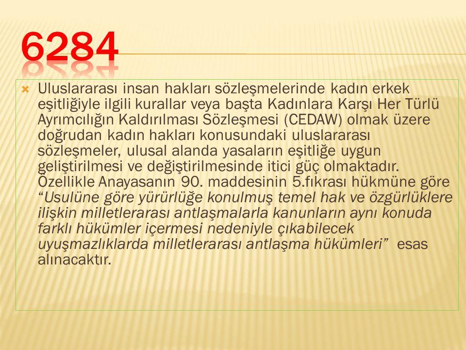  25 Kasım 1960  1979 Kadınlara Karşı Her tür Ayrımcılığın Önlenmesi Sözleşmesi (CEDAW)  1980 yılında Kopenhag'da toplanan 2.