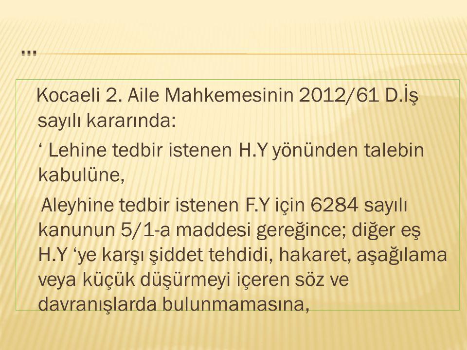 Kocaeli 2.