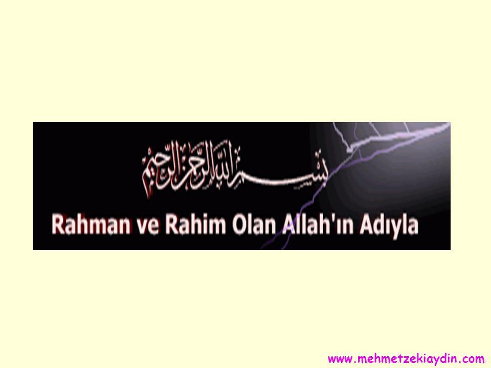 Örnek Olay: Osman ın Abisi • Osman ın abisi Hüseyin, askerdeydi.