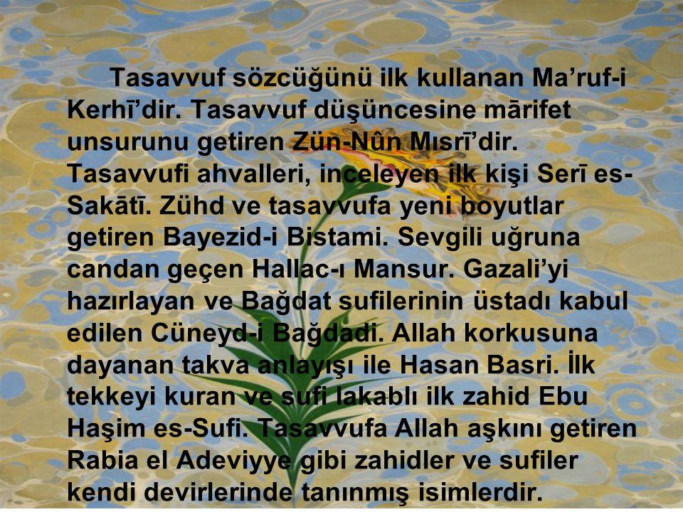 Erzurum lu Kadı Mustafa Darir in Siretü n-Nebi adlı eserinde dini ve tasavvufi unsurlar Emine Kırcı Danışman: Prof.Dr.