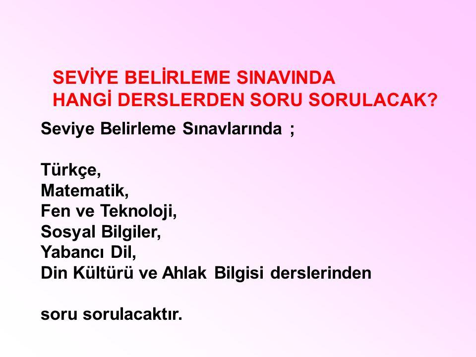 OYP OLUŞUM TABLOSU 6.SINIF 7.
