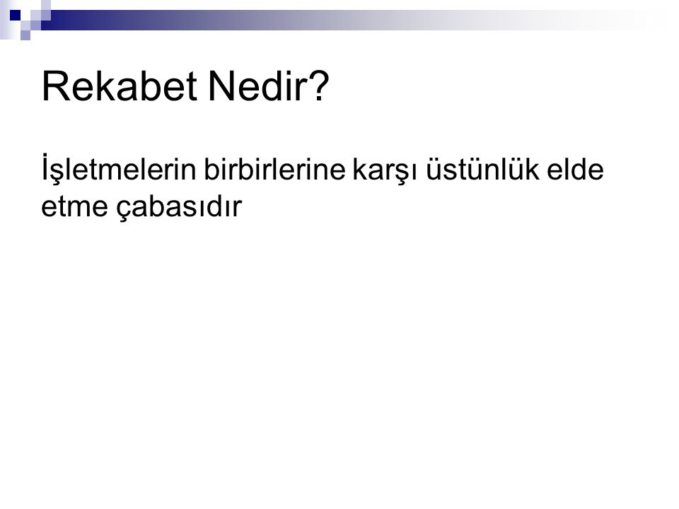 STRATEJİ GELİŞTİRME SÜRECİ 1.Strateji Tuvalinin Çizilmesi 2.