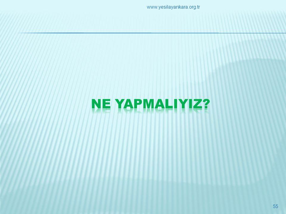 55 www.yesilayankara.org.tr
