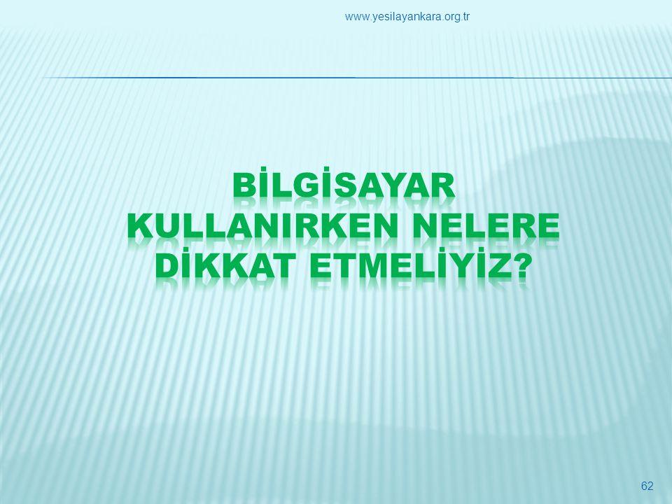 62 www.yesilayankara.org.tr