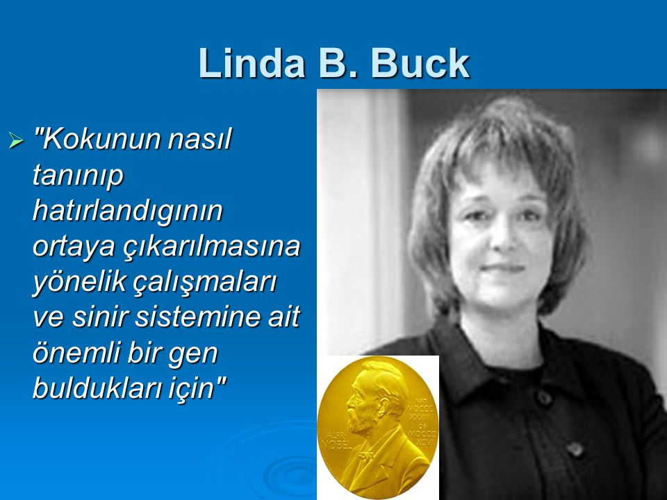 20 Linda B. Buck 