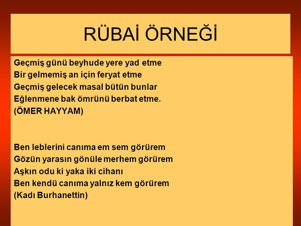 TUYUĞ 1.Divan şairlerinin halk edebiyatındaki mani den esinlenerek oluşturdukları bir nazım biçimidir.Türk edebiyatına aittir.