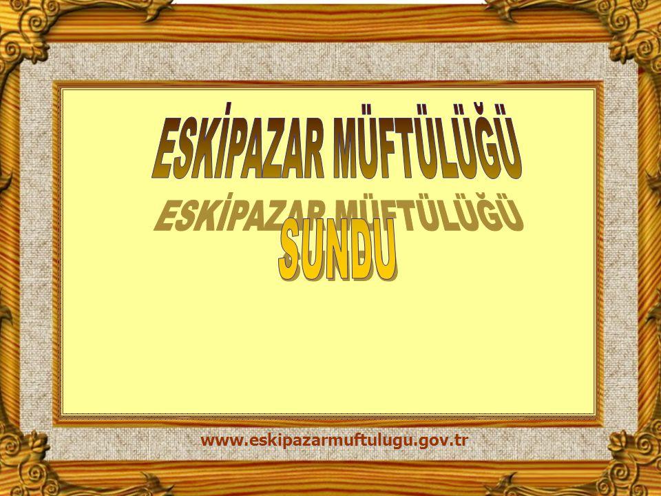 www.eskipazarmuftulugu.gov.tr
