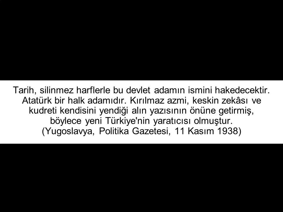 Atatürk'ün ölümü ile genci yaşlısı büyük bir mateme bürünmüştür