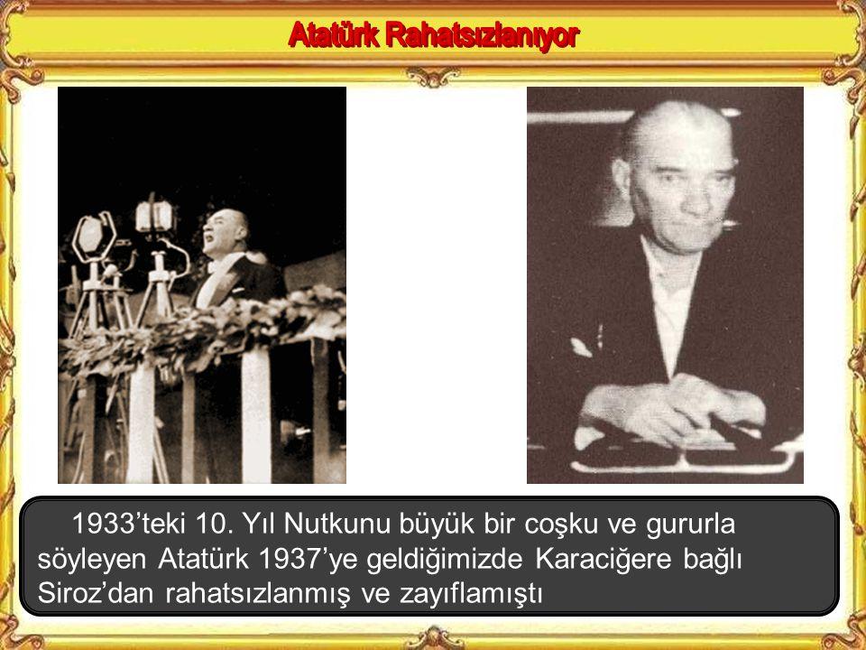 KAZANIMLAR 4. Atatürk'ün ölümü üzerine yayımlanan yazılı ve görsel kanıtlardan hareketle onun kişilik özellikleri ile fikir ve görüşlerinin evrensel d