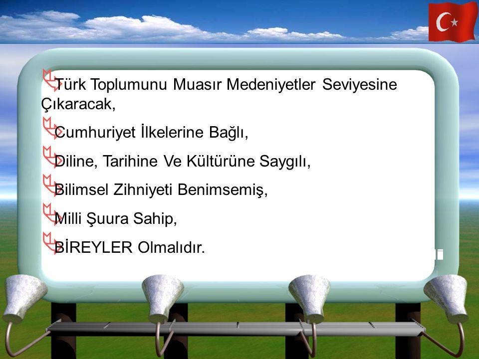 Anıtkabir'i 2005 yılında 4 milyon, 2006 yılında 8 milyon 2007 yılında ise 12 milyon kişi ziyaret etmiştir. Sizce bu artış ne ifade etmektedir? Atatürk