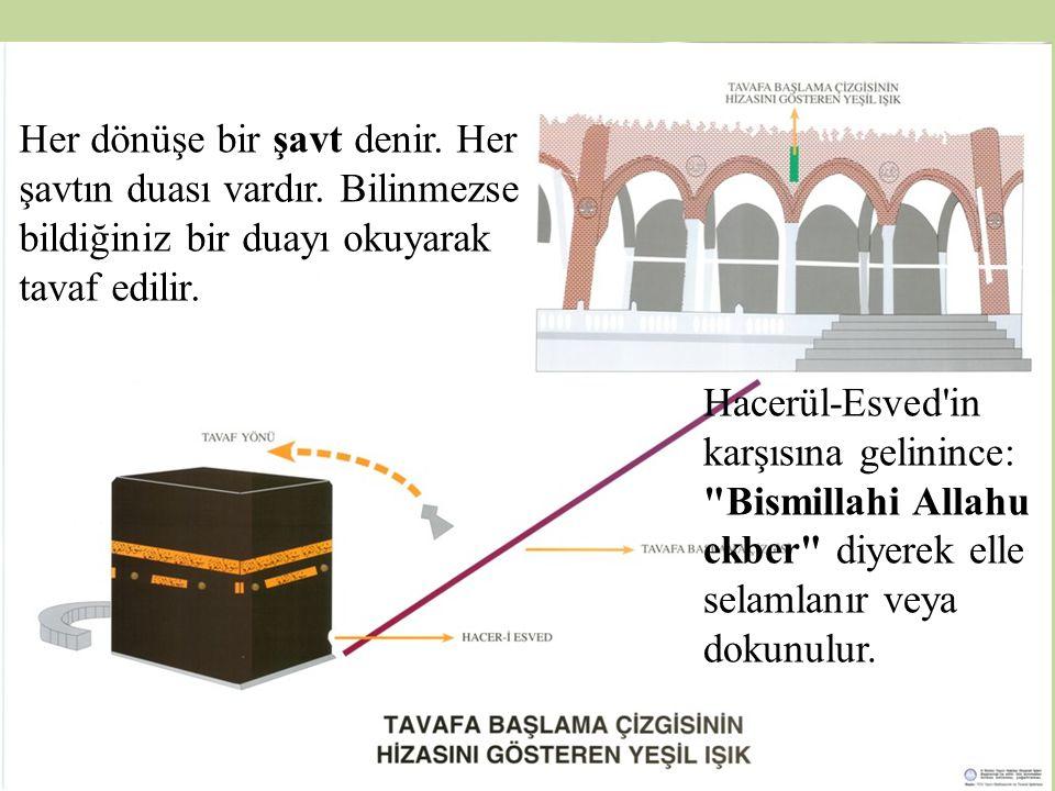 Hacerül-Esved'in karşısına gelinince: