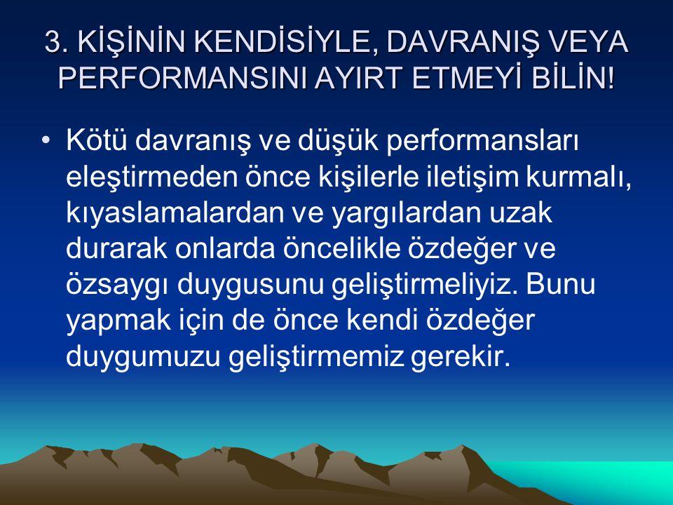 14.HATALARINIZI KABUL EDİN, ÖZÜR DİLEYİN.