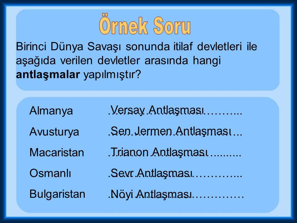 """Atatürk bir konuşmasında"""" karşıya bakan birinin yalnız önünü görmesi yetmez, ufkun ötesini de görmeli """"demiştir. Burada Atatürk'ün hangi kişisel özell"""