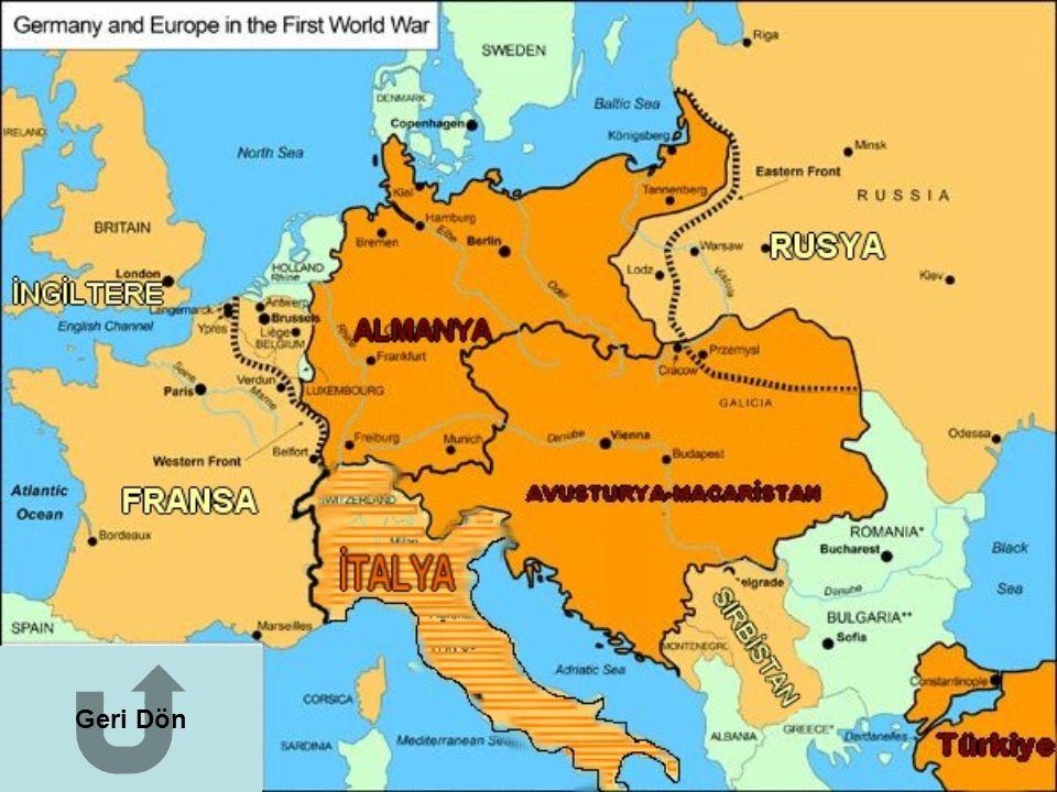 Aşağıda verilen cümlelerin doğru veya yanlış olarak belirleyiniz? Sanayi inkılabı ilk olarak İngiltere'de ortaya çıkmıştır Rusya'ya Anadolu'dan toprak