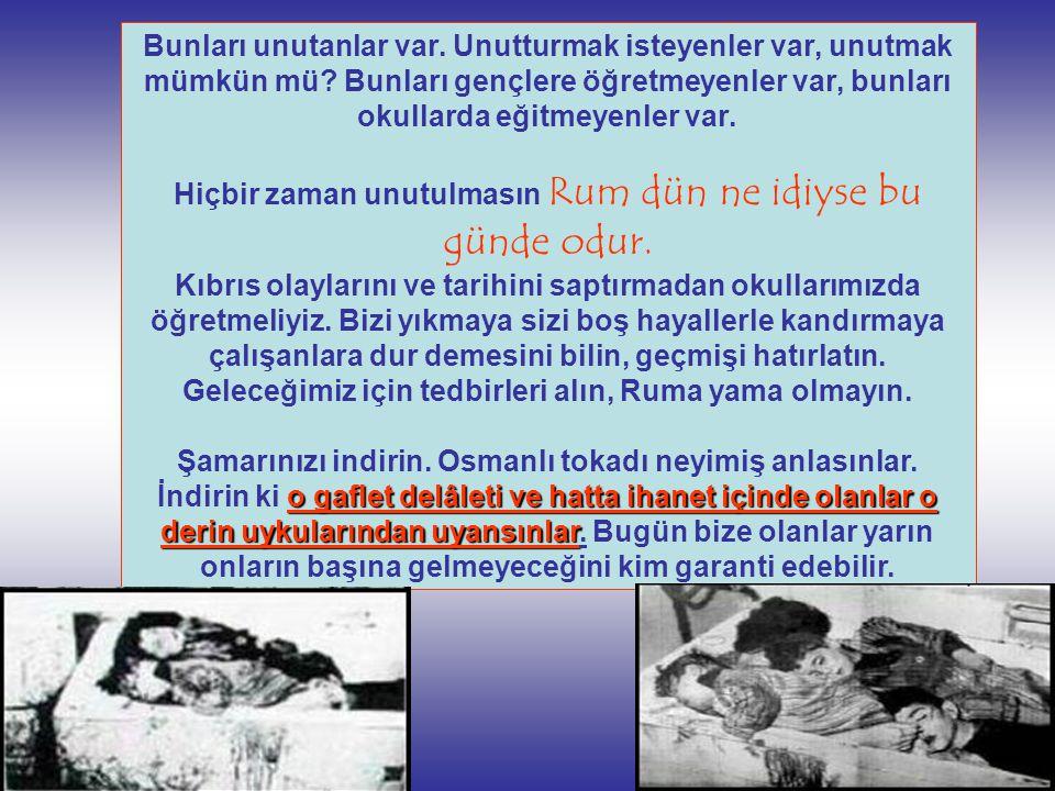 ATLILAR KÖYÜ ŞEHİTLERİMİZİN LİSTESİ Tülay Süleyman (27) Şifa Hasan Kara Hüseyin (60) Hasan Süleyman (9) Nadir Hasan Kara Hüseyin (24) Kemal Süleyman (6) Meral Hasan Kara Hüseyin (20) Okkan Süleyman (3) Fatma Kamil Meriç (26) Ayşe Hasan (55) Vedia Kamil Meriç (6) Narin Hasan (15) Yonca Kamil Meriç (4) Kıymet Hasan (20) Ozan Kamil Meriç (3) Atlılar Köyü Katliamı Magosa nın 15 km uzağında, tamamen Türklerle meskun bir köydü Atlılar...