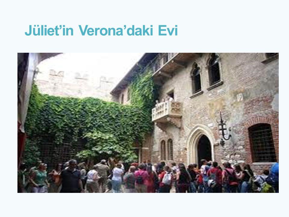 Jüliet'in Verona'daki Evi