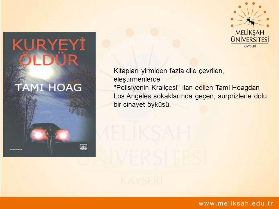 Kitapları yirmiden fazla dile çevrilen, eleştirmenlerce Polisiyenin Kraliçesi ilan edilen Tami Hoagdan Los Angeles sokaklarında geçen, sürprizlerle dolu bir cinayet öyküsü.