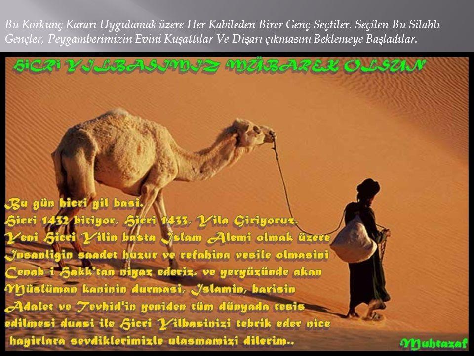 a) Müslümanlar, Mekkeliler Karşısında siyasi bir güç haline geldiler.