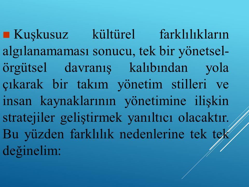 5-KURUMSAL SÜREÇLER TÜRK TOPLUMUNDA NASIL ÇALIŞIYOR.