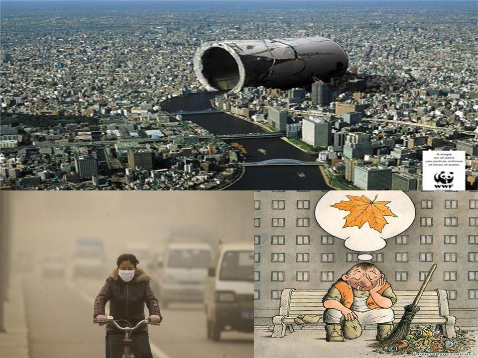 Hava kirliliği,canlıların sağlığını olumsuz yönde etkileyen ve maddi zararlar meydana getiren havadaki yabancı maddelerin, normalin üzerinde miktar ve yoğunluğa ulaşmasıdır.