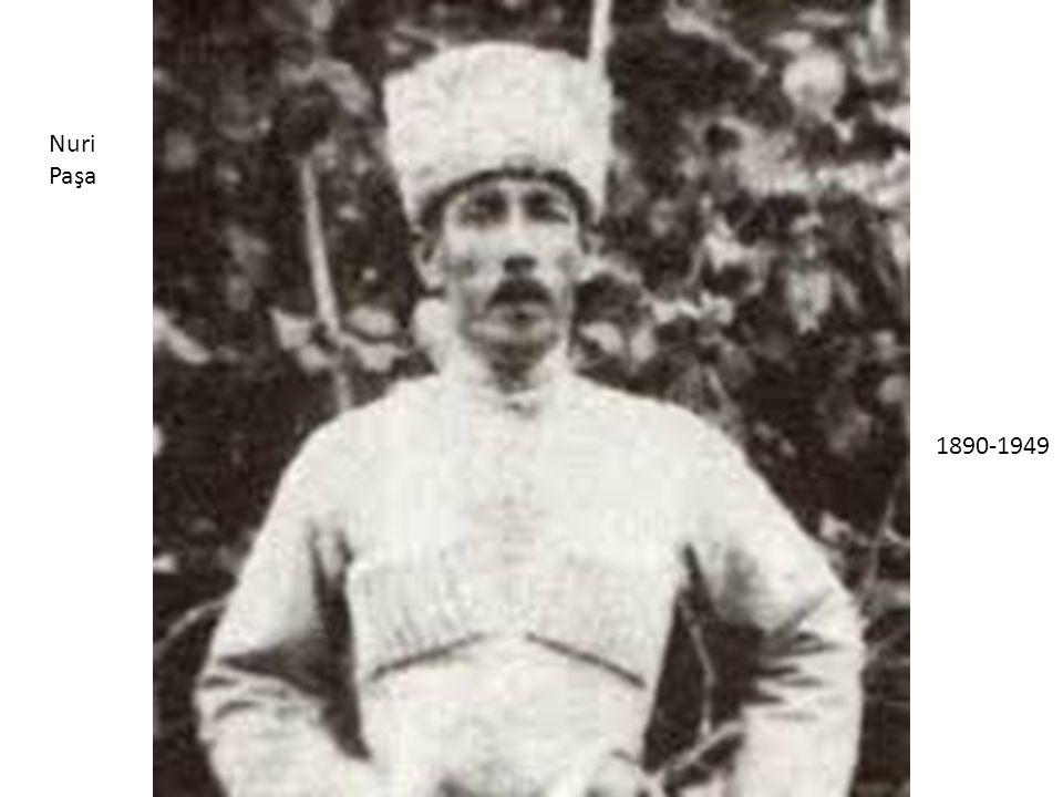 1907-Bakü 1952-Elazığ