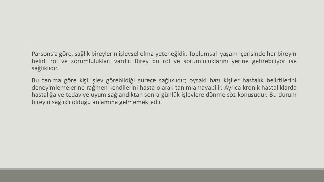 EVRİMCİ VE TARİHSELCİ KURAMLAR 19.