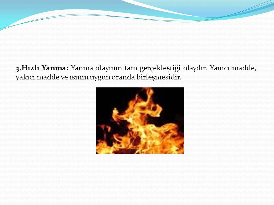 3- Patlayabilecek maddeleri mümkün olduğunca yangından uzaklaştırın 4- Yangın söndürücüyü kullanarak yangını söndürmeye çalışın