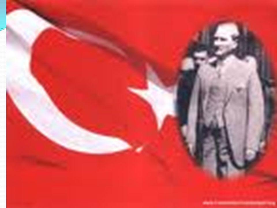 MUSTAFA KEMAL ATATÜRK  Mustafa Kemal Atatürk 1881 yılında Selânik'te Kocakasım Mahallesi, Islâhhâne Caddesi'ndeki üç katlı pembe evde doğdu.