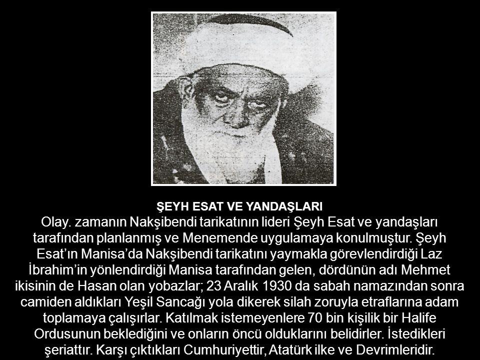 Mustafa Fehmi Kubilay 1906 yılında İzmir'de doğan Mustafa Fehmi, İzmir Öğretmen Okulunda okurken Kubilay adını aldı. Öğretmen olduktan sonra çeşitli y