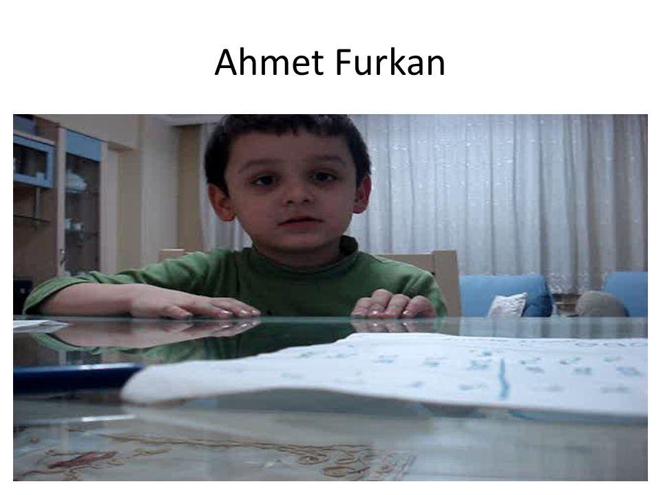 Ahmet Furkan
