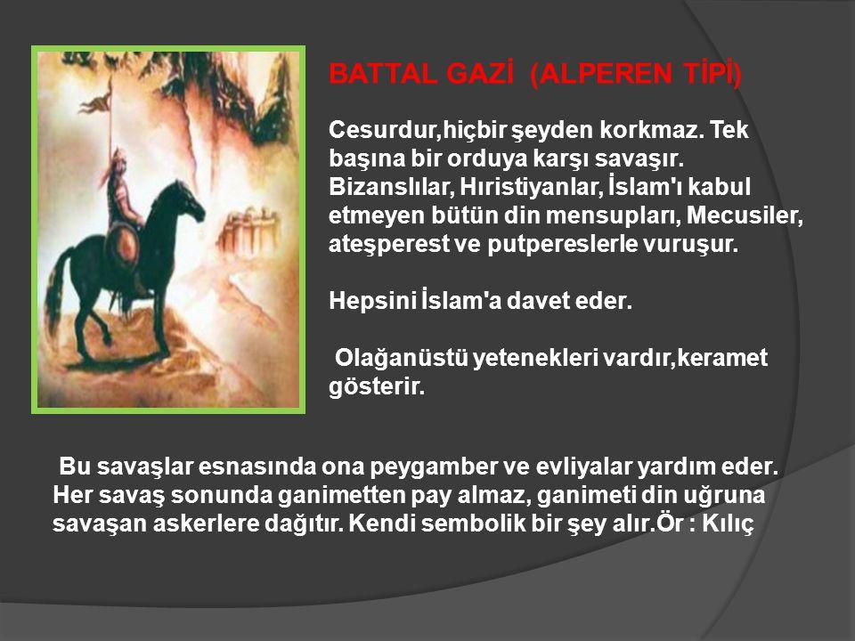 SEYYİT BATTAL GAZİ KÜLLİYESİ Eskişehir in Seyitgazi ilçesinde Üçler Tepesi ndedir.