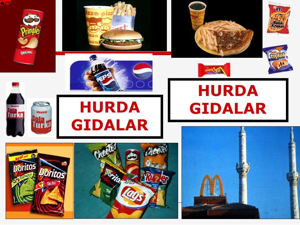 HURDA GIDALAR