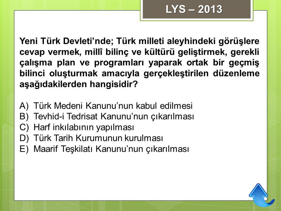 Yeni Türk Devleti'nde; Türk milleti aleyhindeki görüşlere cevap vermek, millî bilinç ve kültürü geliştirmek, gerekli çalışma plan ve programları yapar