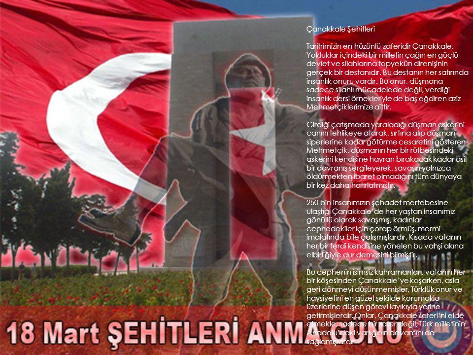 Biz Türk insanının çocuğuyuz Biz Türk insanıyız